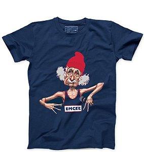 Camiseta Masculina Einstein - Presentes Criativos