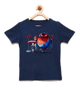 Camiseta Infantil My Spider Neighbor - Loja Nerd e Geek - Presentes Criativos
