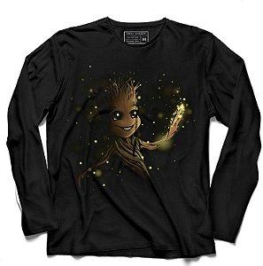 Camiseta Manga Longa I'm a Tree - Loja Nerd e Geek - Presentes Criativos