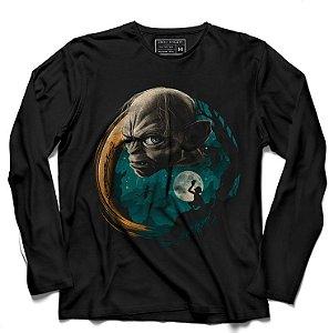 Camiseta Manga Longa O Precioso - Loja Nerd e Geek - Presentes Criativos