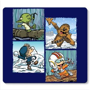 Mouse Pad Space Wars Photo - Loja Nerd e Geek - Presentes Criativos