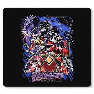 Mouse Pad Rangers - Loja Nerd e Geek - Presentes Criativos