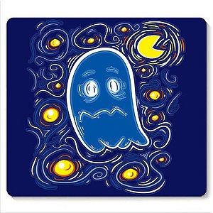 Mouse Pad Ghost - Loja Nerd e Geek - Presentes Criativos