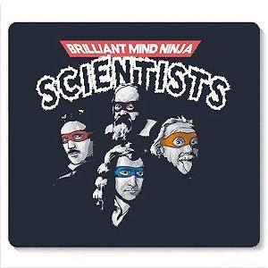 Mouse Pad Cientistas - Loja Nerd e Geek - Presentes Criativos