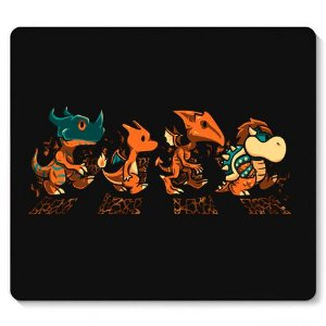 Mouse Pad Dragon Evolution - Loja Nerd e Geek - Presentes Criativos