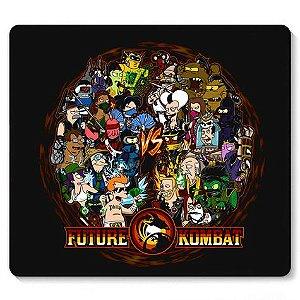 Mouse Pad Future Kombat - Loja Nerd e Geek - Presentes Criativos