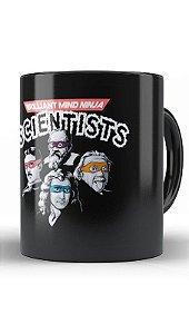 Caneca Cientistas - Loja Nerd e Geek - Presentes Criativos