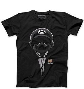 Camiseta Masculina Boss - Loja Nerd e Geek - Presentes Criativos