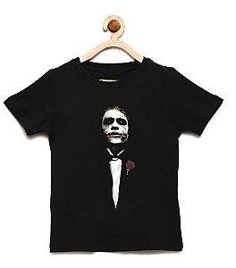 Camiseta Infantil Boss - Loja Nerd e Geek - Presentes Criativos