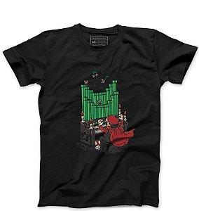 Camiseta Masculina Opera - Loja Nerd e Geek - Presentes Criativos