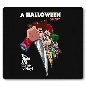 Mouse Pad A Halloween - Loja Nerd e Geek - Presentes Criativos