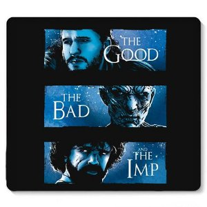 Mouse Pad The Good - Loja Nerd e Geek - Presentes Criativos