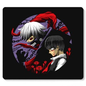 Mouse Pad Anime Dark - Loja Nerd e Geek - Presentes Criativos