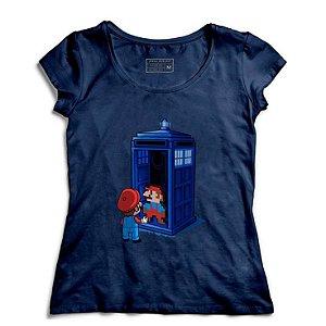 Camiseta Feminina Back To 8 Bits - Loja Nerd e Geek - Presentes Criativos