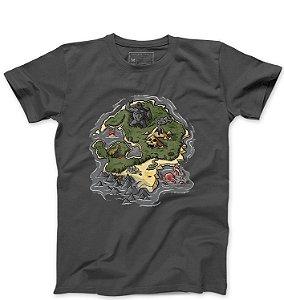 Camiseta Masculina King Kong - Loja Nerd e Geek - Presentes Criativos