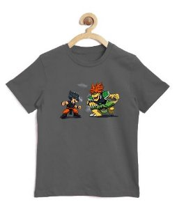 Camiseta Infantil Street Z - Loja Nerd e Geek - Presentes Criativos