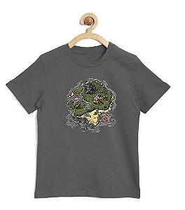 Camiseta Infantil King Kong - Loja Nerd e Geek - Presentes Criativos