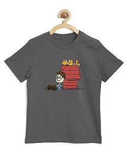 Camiseta Infantil Garfield - Loja Nerd e Geek - Presentes Criativos