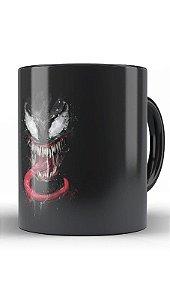 Caneca Venom - Loja Nerd e Geek - Presentes Criativos