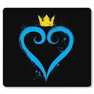 Mouse Pad Heart of the Game - Loja Nerd e Geek - Presentes Criativos