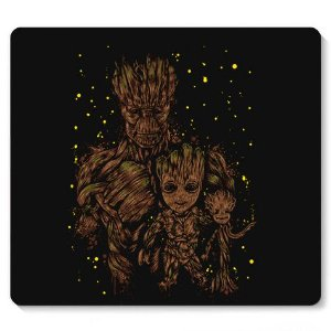 Mouse Pad Family Tree - Loja Nerd e Geek - Presentes Criativos