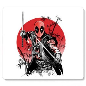 Mouse Pad Ninja Pool - Loja Nerd e Geek - Presentes Criativos