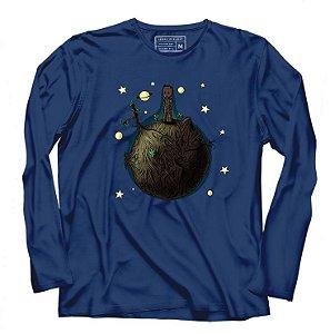 Camiseta Manga Longa Patite Tree - Loja Nerd e Geek - Presentes Criativos