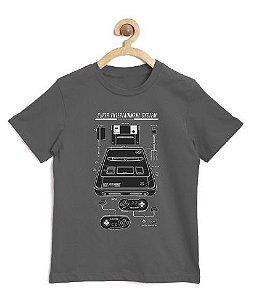 Camiseta Infantil Super Entertainment - Loja Nerd e Geek - Presentes Criativos