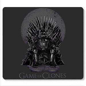 Mouse Pad Game of Clones - Loja Nerd e Geek - Presentes Criativos