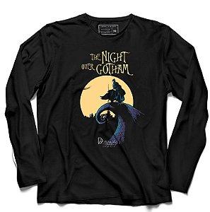 Camiseta Manga Longa Evil Dark - Loja Nerd e Geek - Presentes Criativos