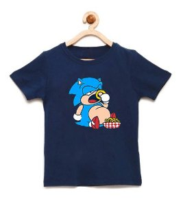 Camiseta Infantil Fat  - Loja Nerd e Geek - Presentes Criativos