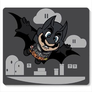 Mouse Pad Bat Morcego - Loja Nerd e Geek - Presentes Criativos