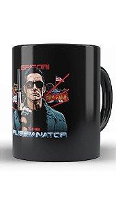 Caneca Exterminador - Loja Nerd e Geek - Presentes Criativos