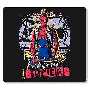 Mouse Pad Spiders - Loja Nerd e Geek - Presentes Criativos