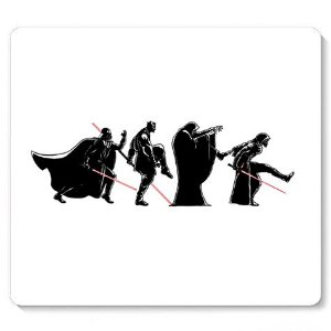 Mouse Pad Space Wars: Road  - Loja Nerd e Geek - Presentes Criativos