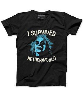 Camiseta Masculina Os Fantasmas se Divertem - Loja Nerd e Geek - Presentes Criativos