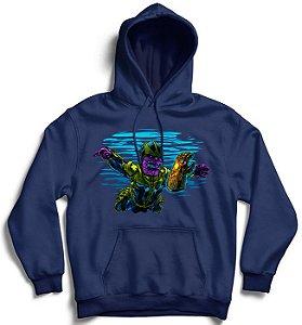 Moletom com Capuz Thanos Infinity - Loja Nerd e Geek - Presentes Criativos