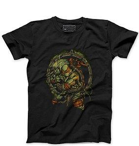 Camiseta Masculina Tartarugas Ninja - Loja Nerd e Geek - Presentes Criativos