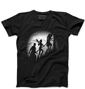Camiseta Masculina Night - Loja Nerd e Geek - Presentes Criativos