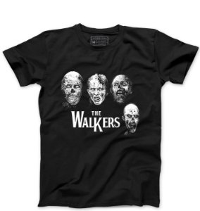 Camiseta Masculina Zombies - Loja Nerd e Geek - Presentes Criativos