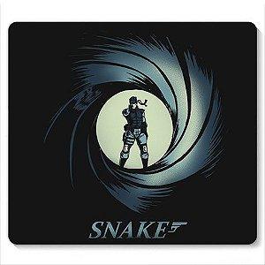 Mouse Pad Snake - Loja Nerd e Geek - Presentes Criativos