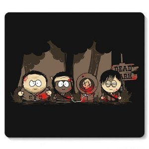 Mouse Pad South Kill - Loja Nerd e Geek - Presentes Criativos