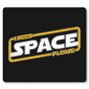 Mouse Pad Space - Loja Nerd e Geek - Presentes Criativos