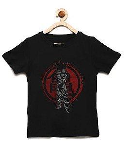Camiseta Infantil Super Dragon Z - Loja Nerd e Geek - Presentes Criativos