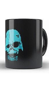 Caneca Rebels - Loja Nerd e Geek - Presentes Criativos
