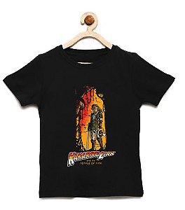 Camiseta Infantil Tomb of Zelda - Loja Nerd e Geek - Presentes Criativos