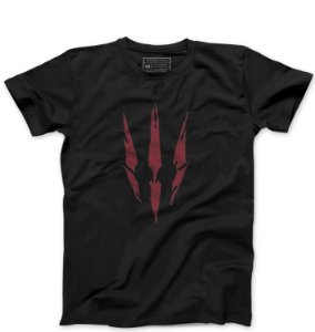 Camiseta Masculina The Witcher - Loja Nerd e Geek - Presentes Criativos