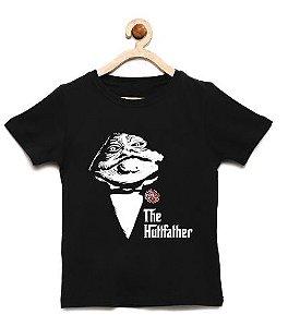 Camiseta Infantil The God - Loja Nerd e Geek - Presentes Criativos