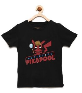 Camiseta Infantil Pool - Loja Nerd e Geek - Presentes Criativos