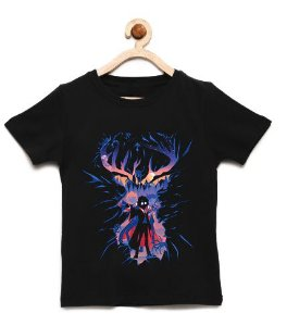 Camiseta Infantil Summoned - Loja Nerd e Geek - Presentes Criativos
